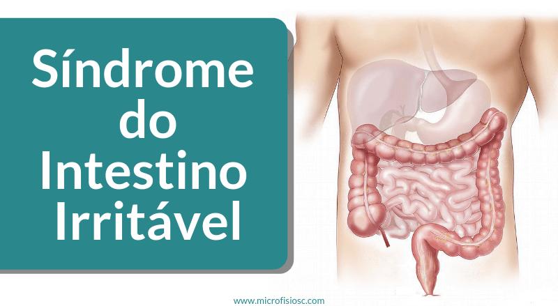 Sindrome do Intestino Irritável e a Microfisioterapia